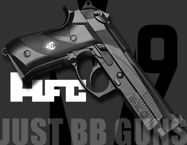 HG192 AIRSOFT PISTOL