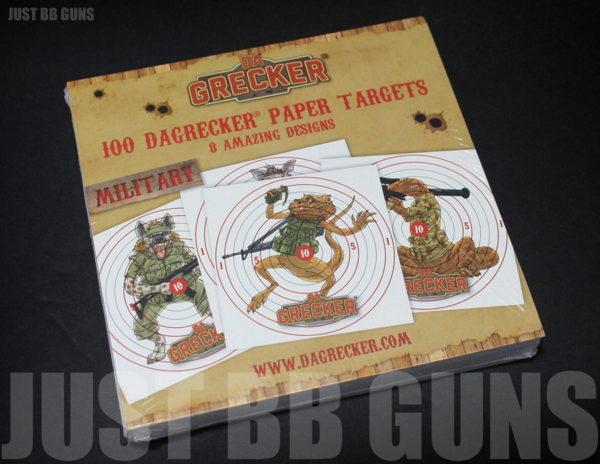 DaGrecker Paper Targets