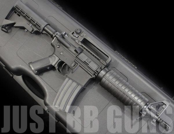 BULLDOG M4C1 AIRSOFT GUN