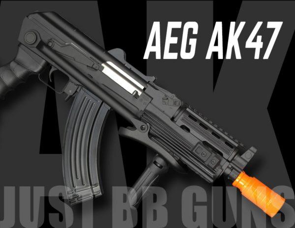 SR ADV AK47 GEN2 AIRSOFT GUN