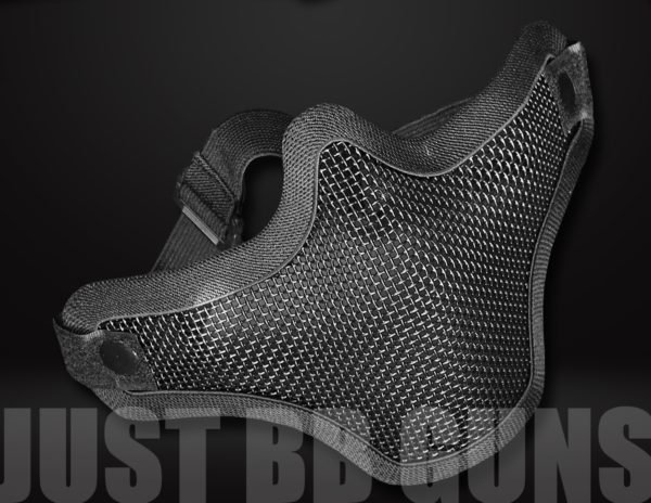 Lower Mesh Mask