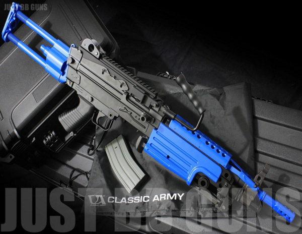 CA 249P SUPPORT GUN