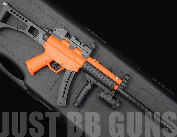 HY017C UMPA SPRING BB GUN