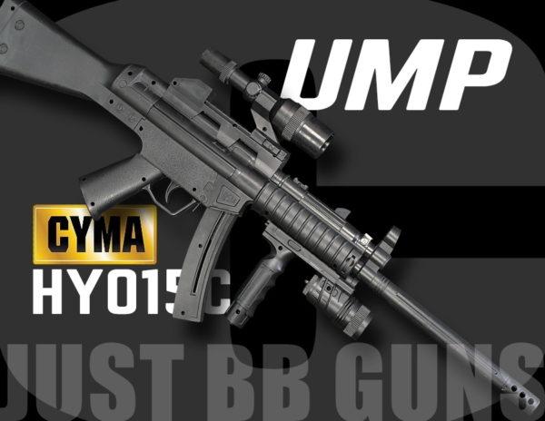 HY0150C UMPA SPRING BB GUN