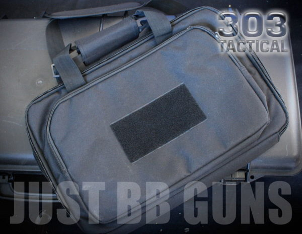303 TAC Bag Black