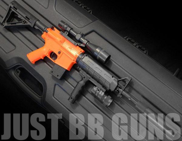P1158D SPRING BB GUN