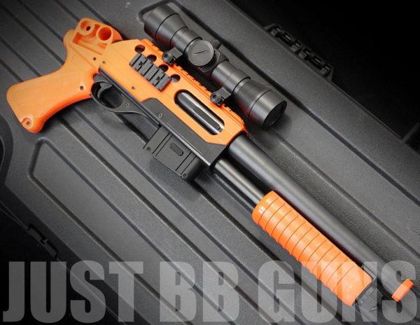 M47B1 UTG TACTICAL SHOTGUN