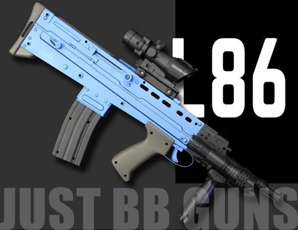 L86A2 SA80 SPRING BB GUN