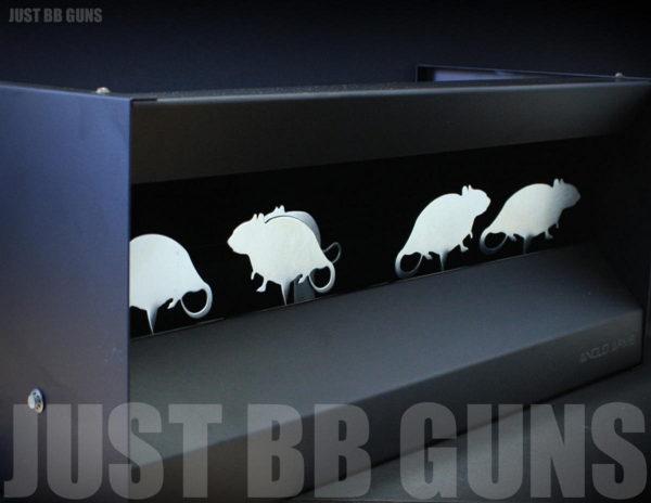 Rat Metal Target