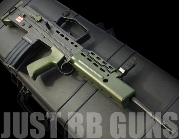HA2020BB SPRING BB GUN