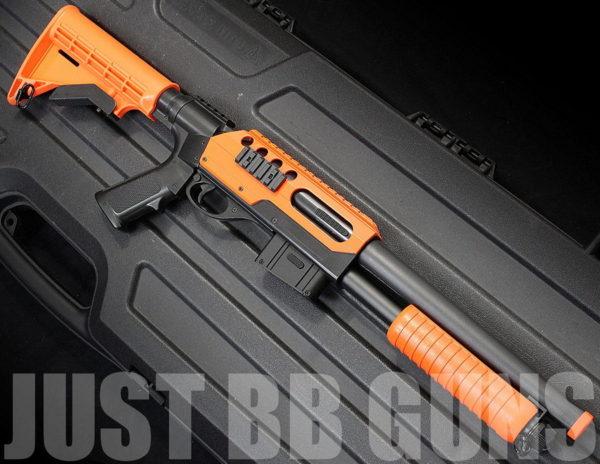 M47D1 UTG TACTICAL SHOTGUN