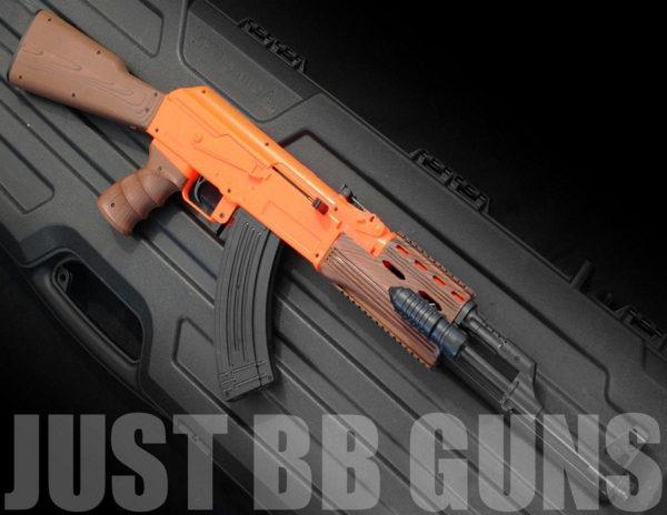 P48 AK47 SPRING BB GUN