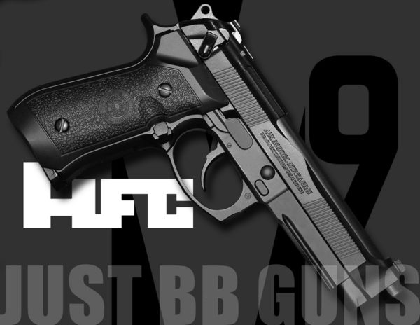 HG190 AIRSOFT PISTOL