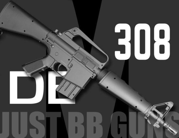 M308 M16 SPRING BB GUN