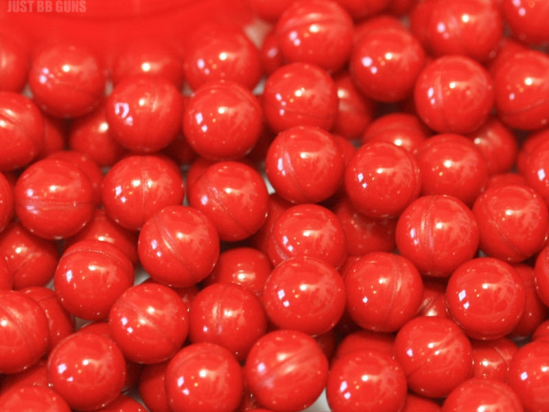 BB PAINTBALL PELLETS