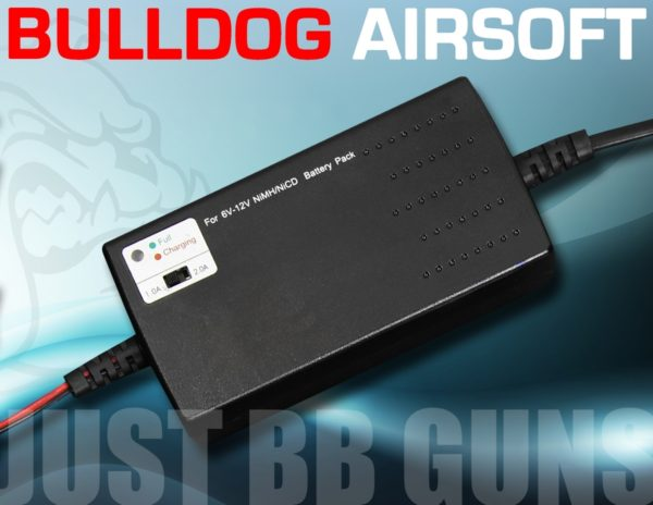 BULLDOG PRO BATTERY CHARGER