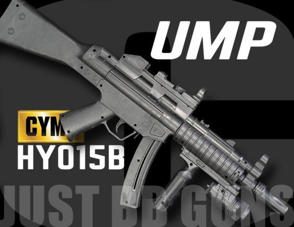 HY015B UMPA SPRING BB GUN