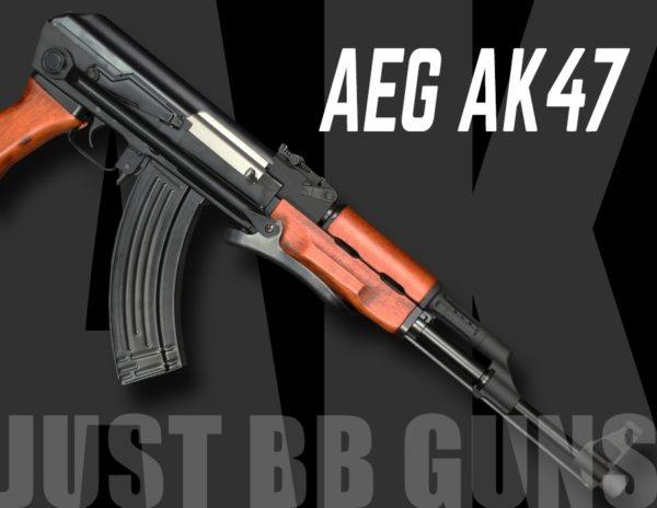 SR AK47C GEN2 AIRSOFT RIFLE