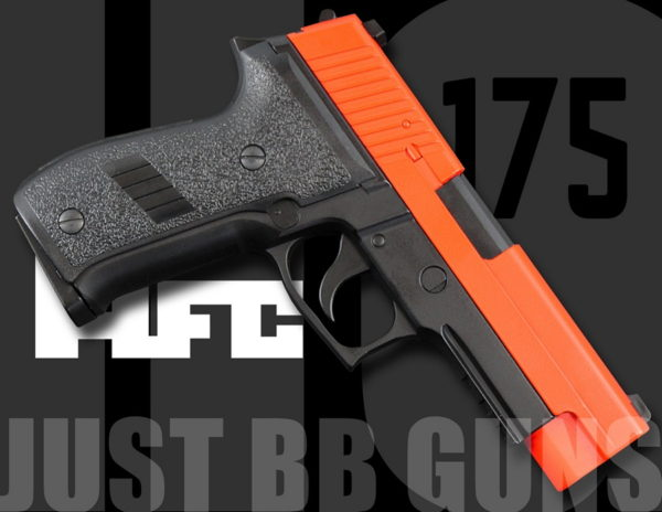 HG175 P226 AIRSOFT PISTOL