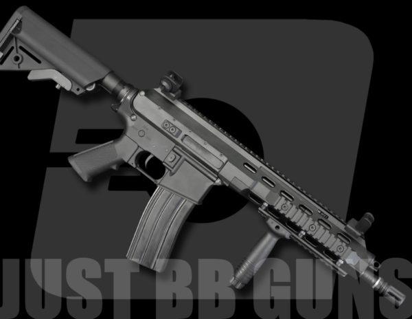 Nuprol Delta AK21 CQB - Black