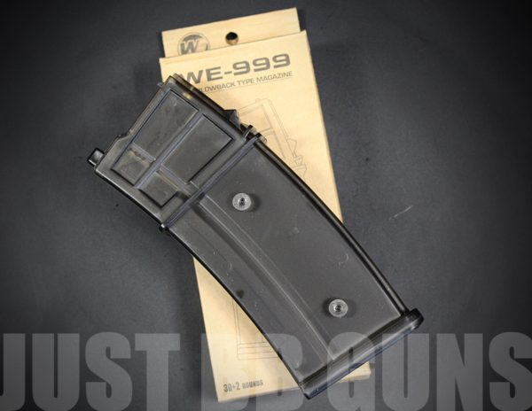 WE 999 G36 GAS MAGAZINE