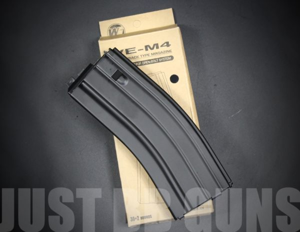 WE M4 L85 GAS AIRSOFT MAGAZINE