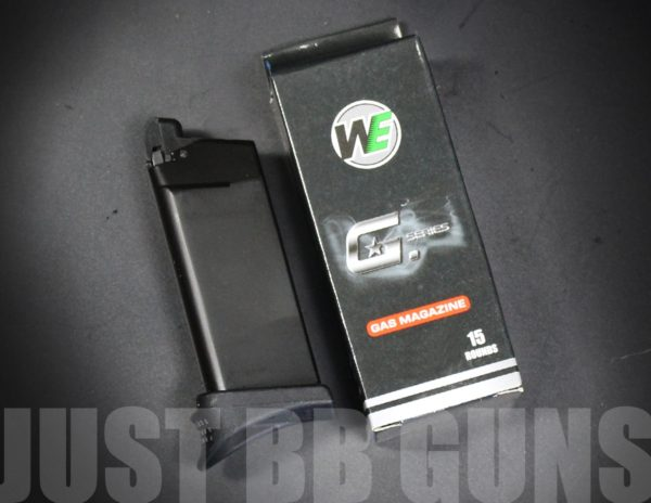 WE G SERIES 15 ROUNDS MAGAZINE