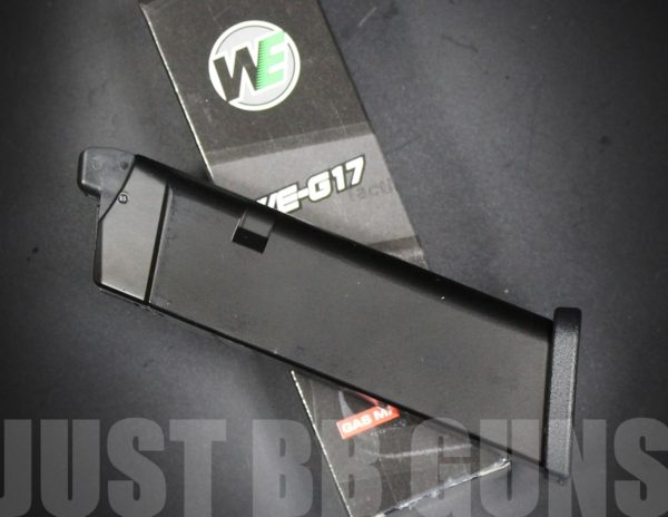 WE G17 GAS AIRSOFT MAGAZINE