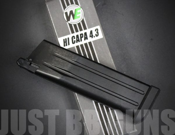 WE HI CAPA 4.3 GAS MAG