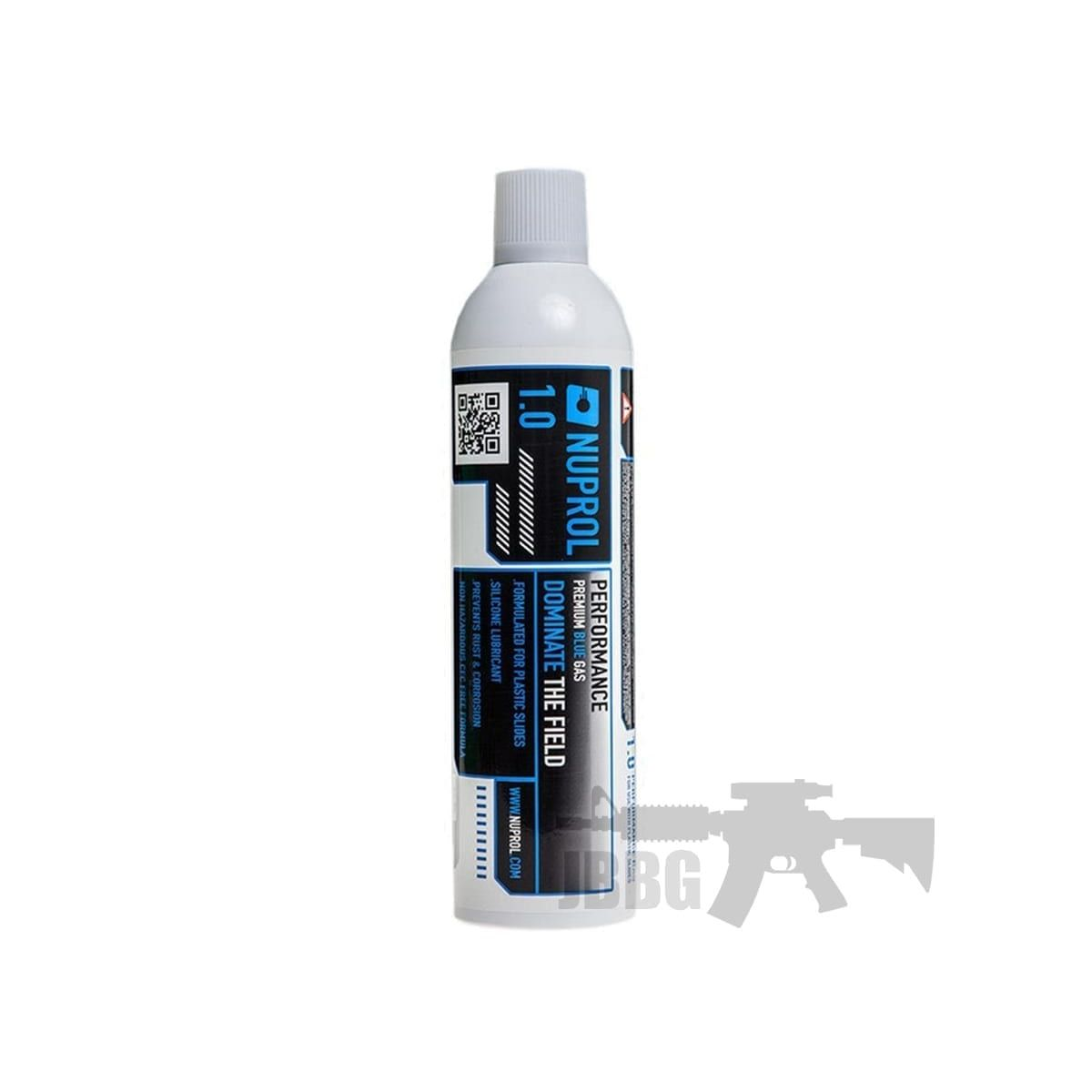 Nuprol 1.0 Gas Blue 1L White