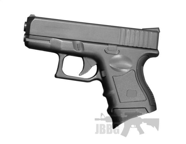 p698 black gun