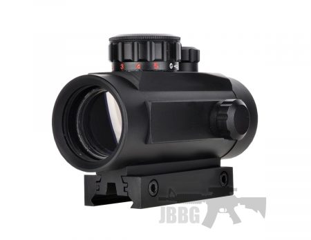 Red Dot 1X40EGMM Scope