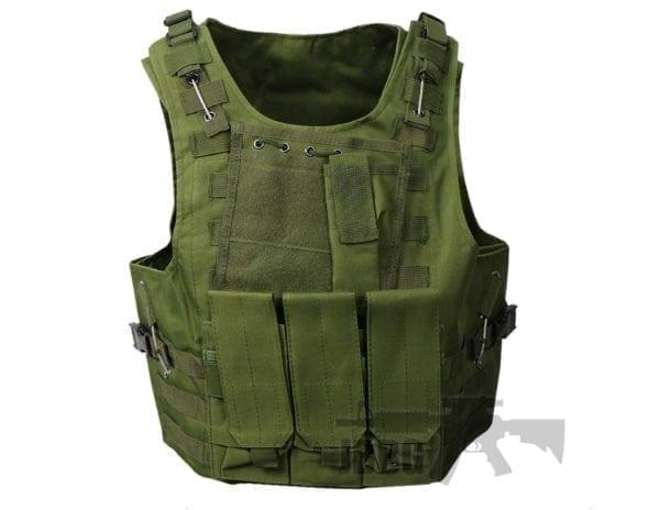 V001 Green Vest