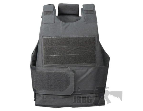 V006 Black Vest