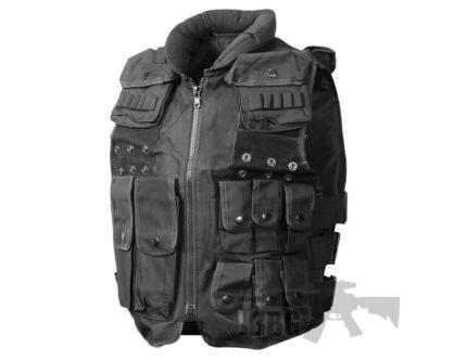 V007 Black Vest
