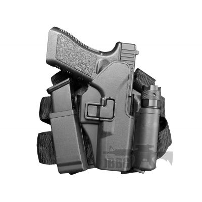 Glock Leg Holster Set 003