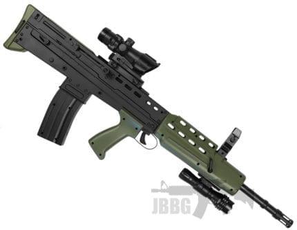 L85A2 SA80 Spring BB Gun