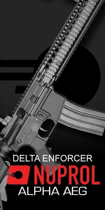 DELTA ENFORCER ALPHA RIFLE