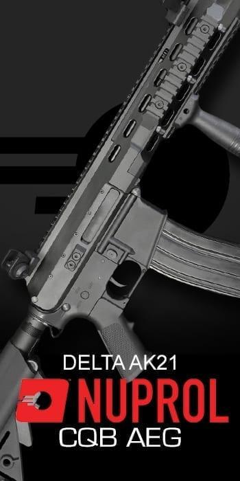 NUPROL DELTA AK21 CQB