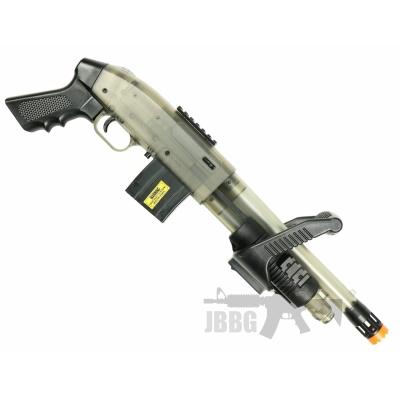 Mossberg Chainsaw Airsoft Shotgun