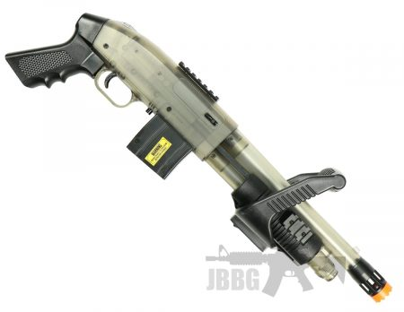 Mossberg Chainsaw Airsoft Shotgun