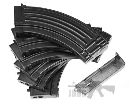 SRC AK X6 Low Cap Mag Set