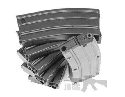SRC M4 X5 Mid Cap Mag Set