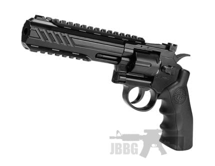 SRC 4 INCH TITAN FULL METAL CO2 AIRSOFT REVOLVER
