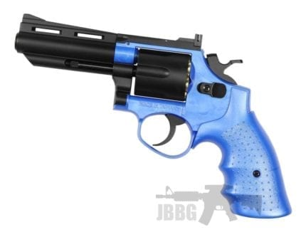 HG132 GAS AIRSOFT BB REVOLVER
