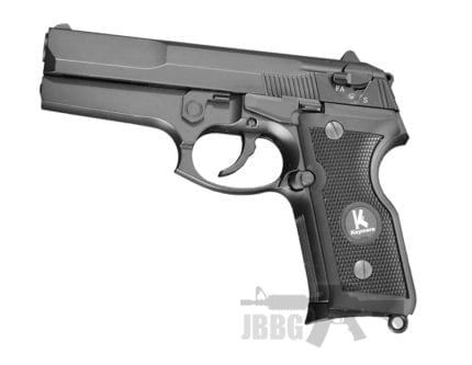 HG160 GAS AIRSOFT PISTOL