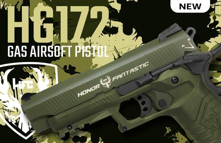 Airsoft Gun Shop Ireland | Airsoft Rifles, Pistols and