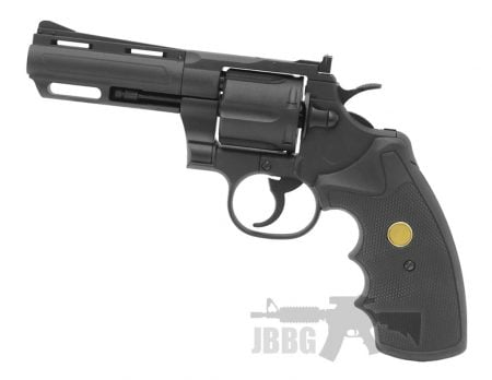 KING ARMS 4 PYTHON 357 CUSTOM I CO2 AIRSOFT REVOLVER