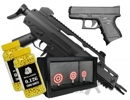 airsoft bb gun bundle set 004
