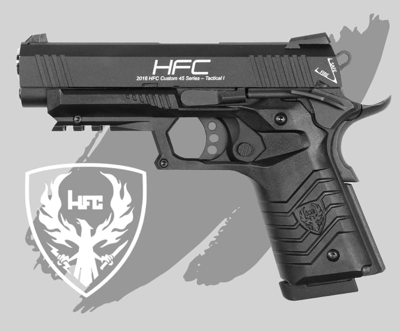 hg171b airsoft gas pistol at jbbg Ireland